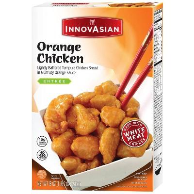 InnovAsian Frozen Orange Chicken - 18oz