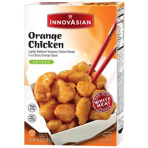 InnovAsian Frozen Orange Chicken - 18oz - image 1 of 4