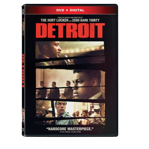 Detroit (Dvd + Digital), Movies