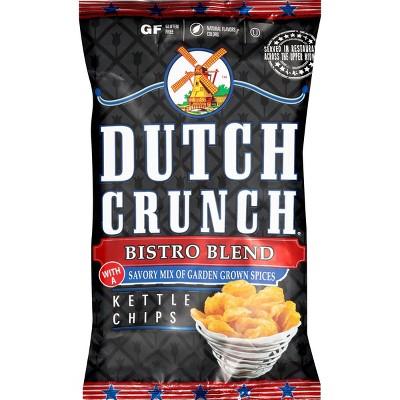 Dutch Crunch Bistro Blend Kettle Potato Chips - 9oz