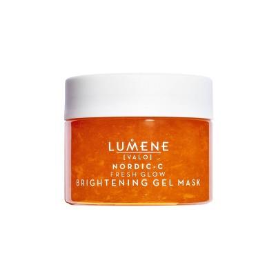 Lumene Valo Fresh Glow Brightening Gel Mask with Vitamin C - 5.1 fl oz