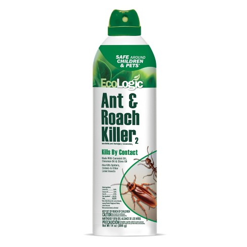 Eco Ant & Roach Killer - EcoLogic - image 1 of 3