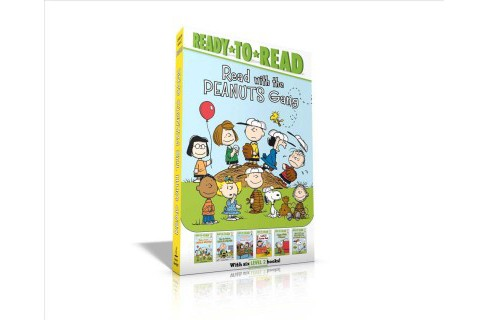 Read With the Peanuts Gang : Time for School, Charlie Brown / Make a Trade, Charlie Brown! / Peppermint - image 1 of 1
