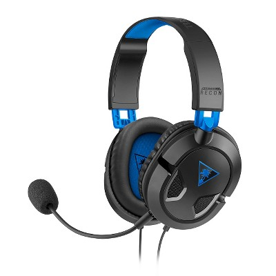 Turtle Beach Recon 50P Stereo Gaming Headset for PlayStation 4/5 - Black