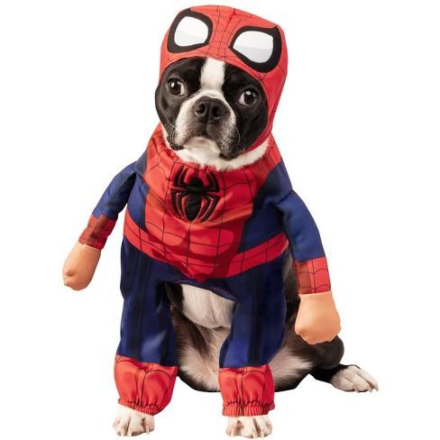 Marvel Walking Spider-Man Pet Costume - image 1 of 1