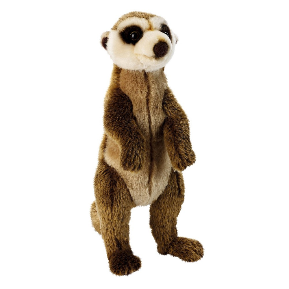 Lelly National Geographic Merkat Plush Toy