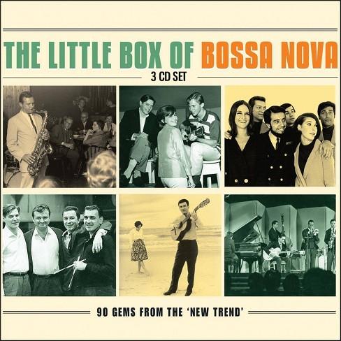 Various Artists - Little Box of Bossa Nova (CD) - image 1 of 1