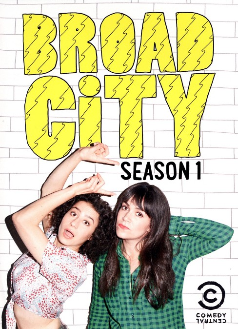 Broad city:Season one (DVD) - image 1 of 1