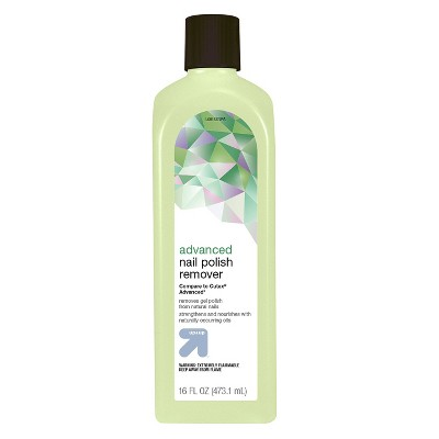 Nail Polish Remover Solution - 16 fl oz - up & up™