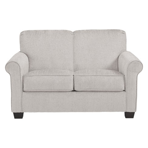 Cansler Twin Sofa Sleeper Pebble Gray Signature Design By Ashley Target