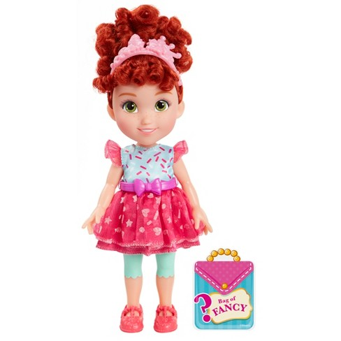 "Disney 10"" Fancy Nancy Tea Time Doll with Surprise Bag of Fancy - image 1 of 6"