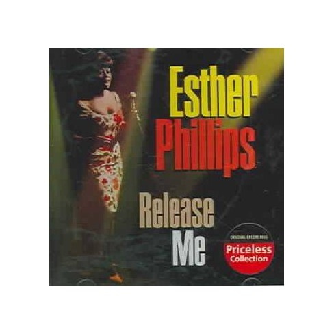Esther Phillips - Release Me (CD) - image 1 of 1