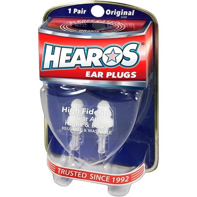 Hearos High Fidelity Ear Plugs