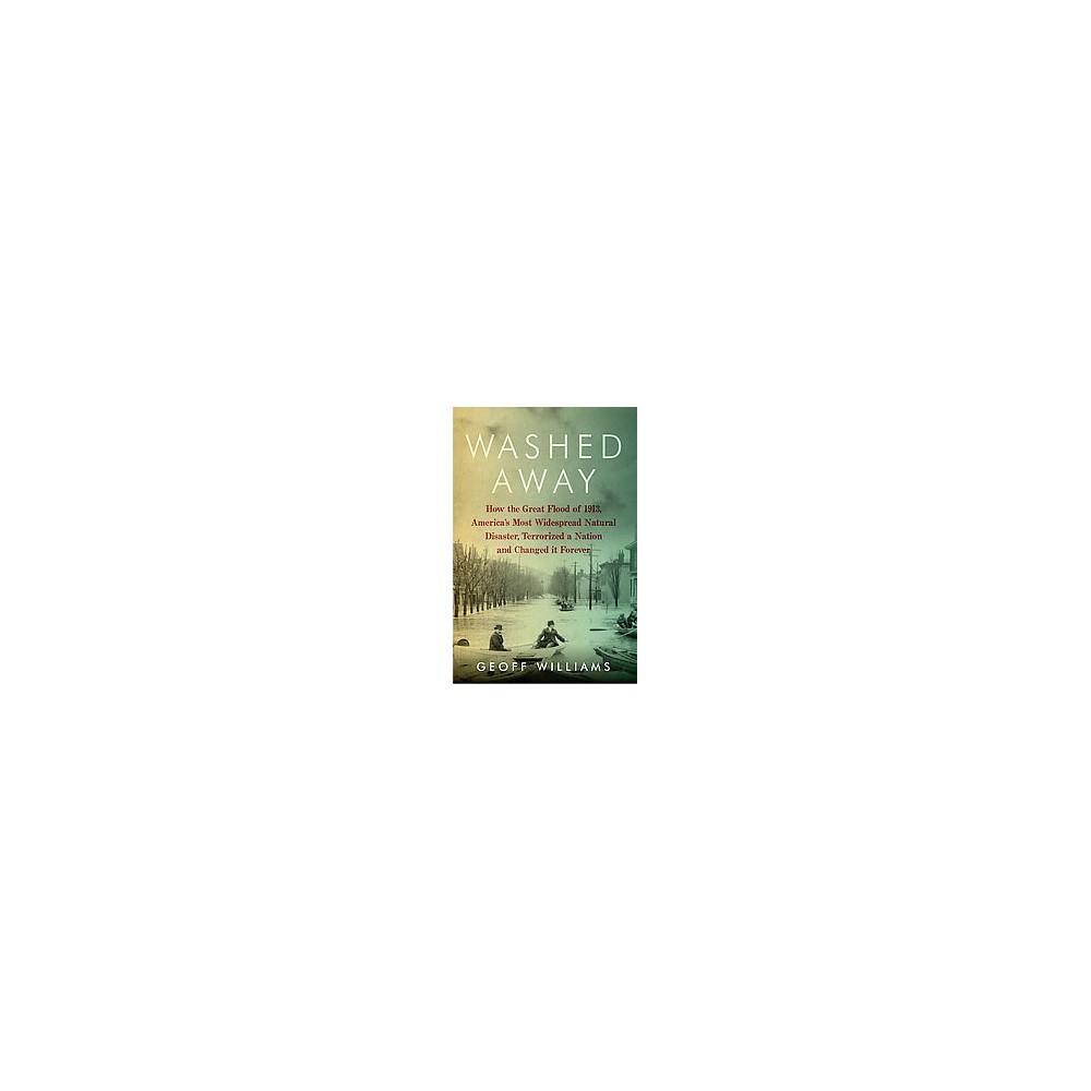 Washed Away (Reprint) (Paperback)