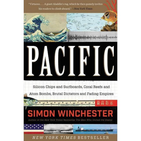 Pacific - by  Simon Winchester (Paperback) - image 1 of 1