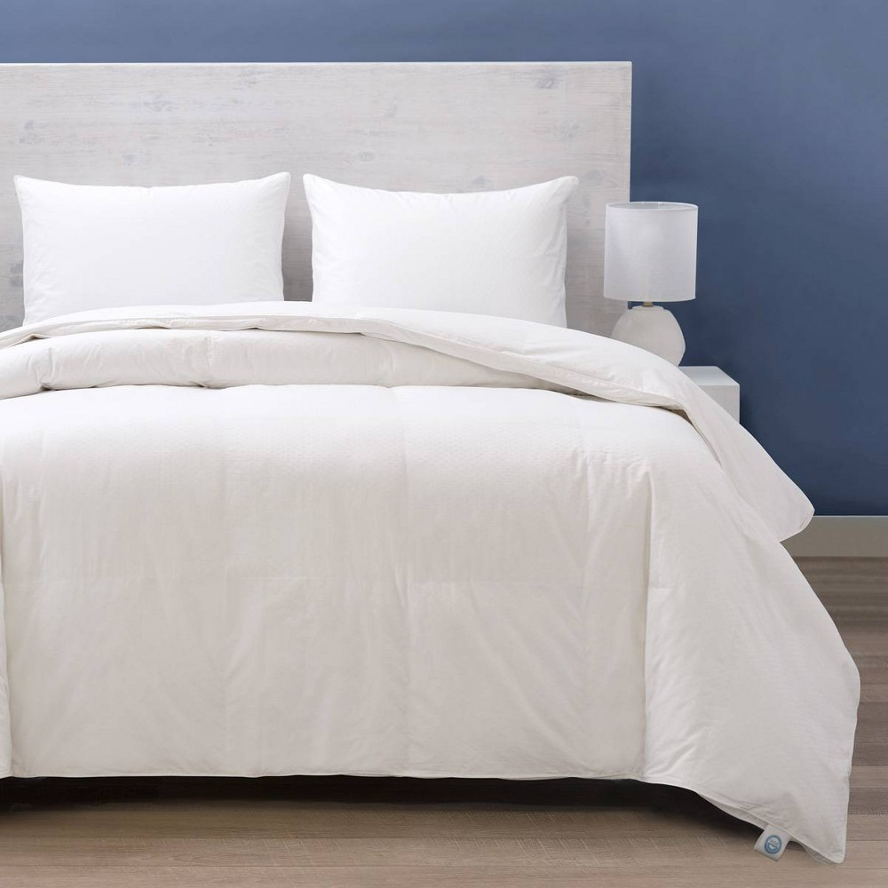 Image of Responsible Down Standard Luxury White Goose Down Full/Queen Comforter