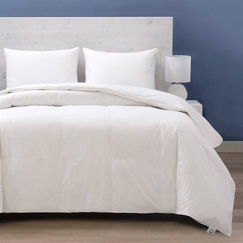Luxury White Goose Down Comforter   600 Fill Power : Target
