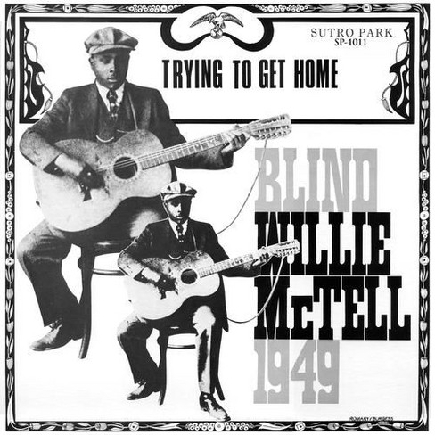 Blind willie mctell - Trying to get home (Vinyl) - image 1 of 1