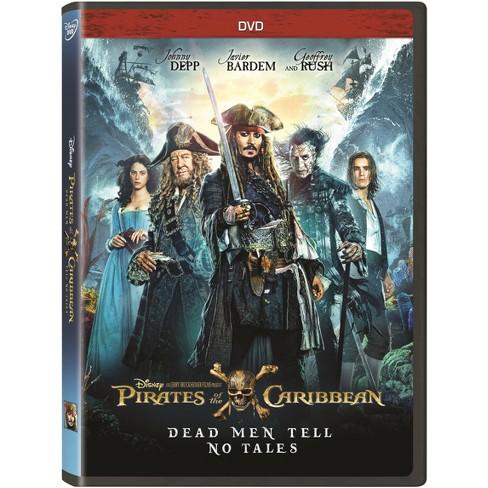 91b30860f180f Pirates Of The Caribbean: Dead Men Tell No Tales (DVD) : Target