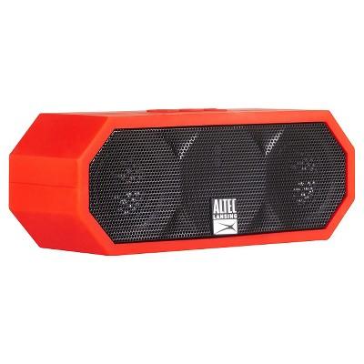 Altec H2O Bluetooth Waterproof Speaker - Red