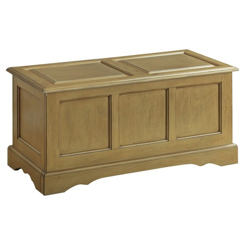 Hayden Blanket Chest - Harvest Oak - Carolina Chair and Table - image 1 of 5