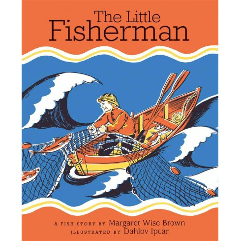 Little Fisherman (Reprint) (Paperback) (Margaret Wise Brown) - image 1 of 1