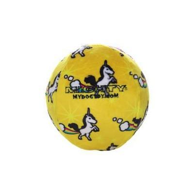Mighty Ball Unicorn Dog Toy - M