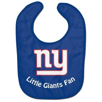 NFL New York Giants Baby Bibs