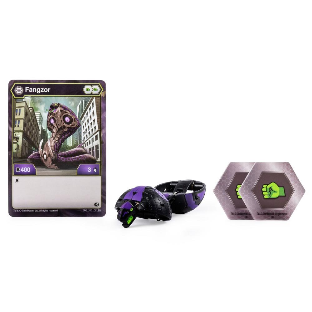 Bakugan Darkus Fangzor 2 Tall Collectible Transforming Creature