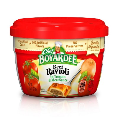 Chef Boyardee Beef Ravioli Cup - 7.5oz