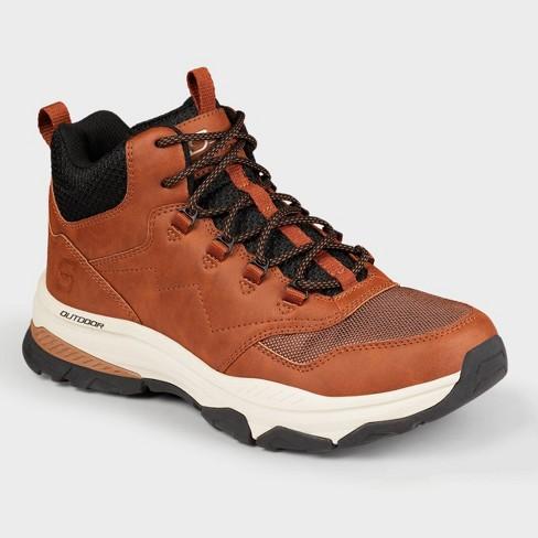 Men's S SPORT by SKECHERS Izaiah Hiker Sneakers - Brown - image 1 of 4