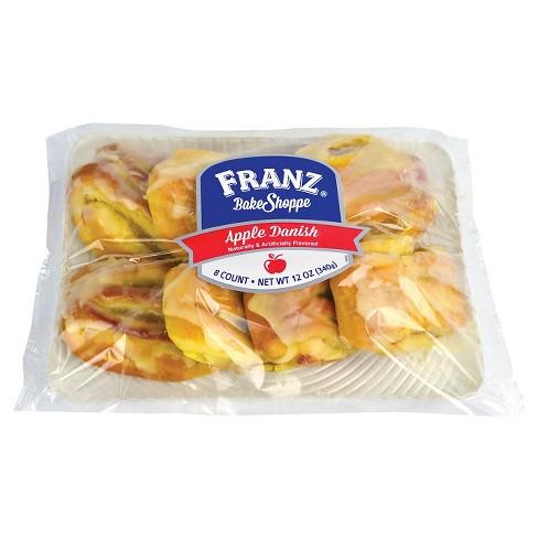 FRANZ® Apple Danish - 8 ct - image 1 of 1