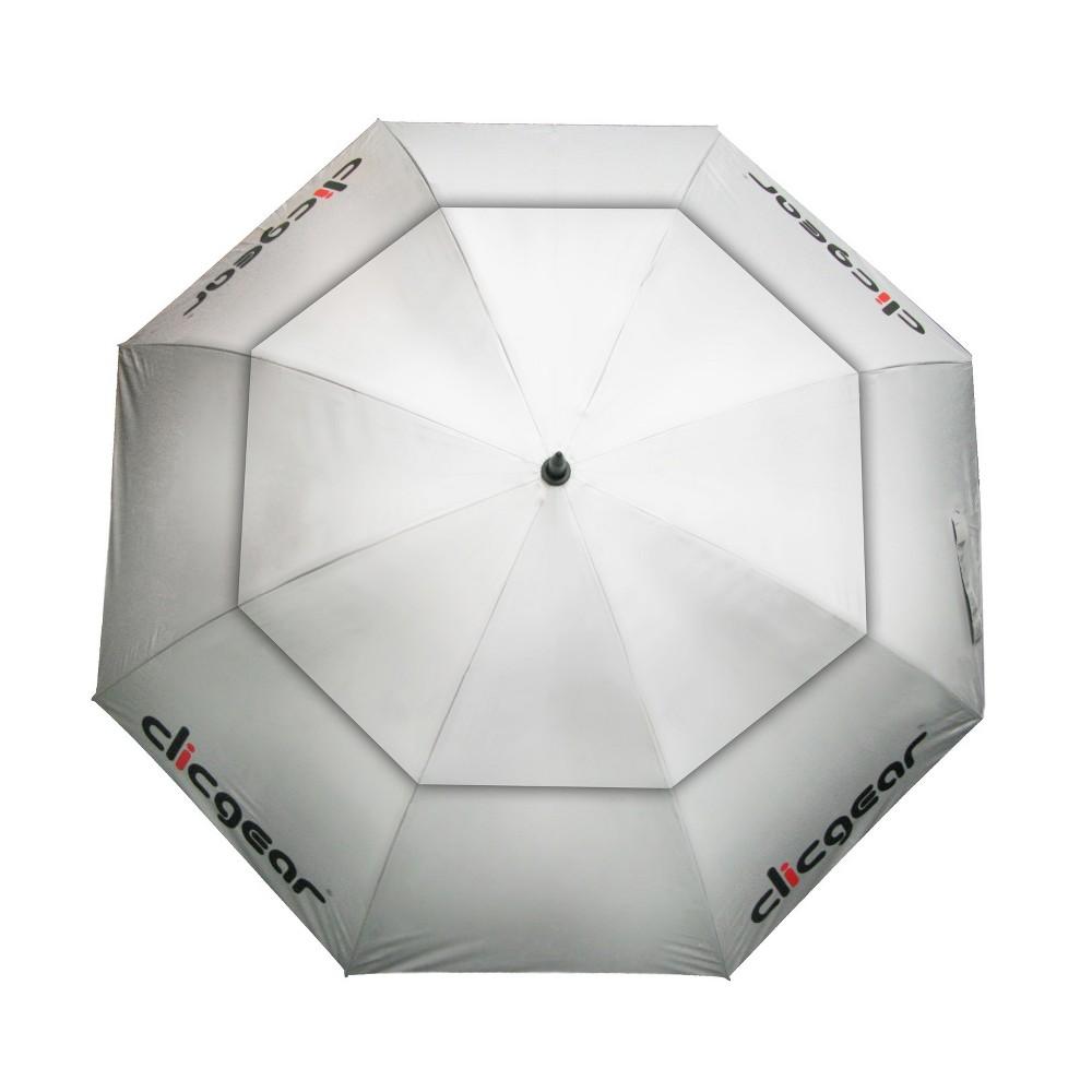 Clicgear 68 Golf Umbrella - Silver