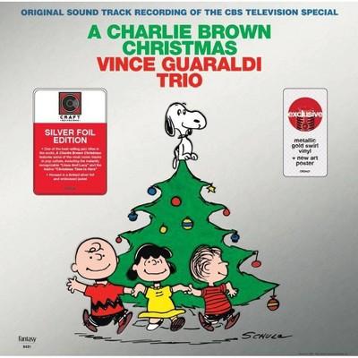 Vince Guaraldi Trio - A Charlie Brown Christmas (2021 Edition) (Target Exclusive, Vinyl)