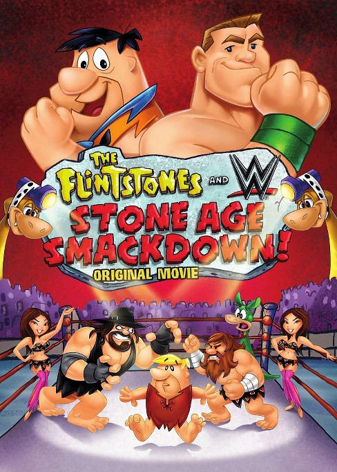The Flintstones and WWE: Stone Age SmackDown - image 1 of 1