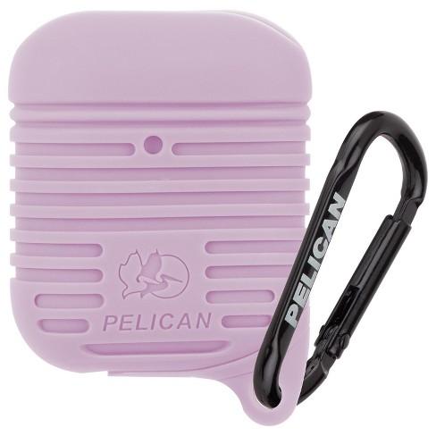Pelican Protector Apple Airpods 1 2 Case Mauve Purple Target