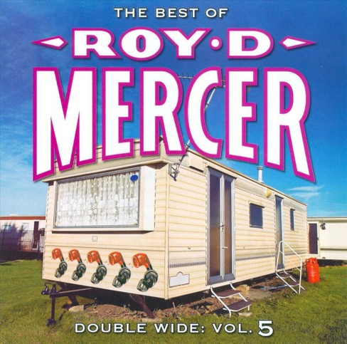 Roy d. mercer - Double wide vol 5 (CD) - image 1 of 1