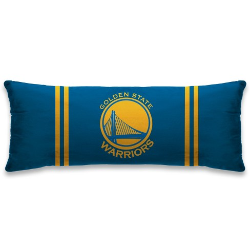"NBA Golden State Warriors 20""x48"" Body Pillow - image 1 of 1"