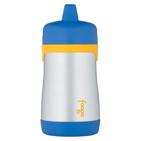 Thermos Foogo Vacuum Insulated Sippy Cup - Blue - 10 oz - image 1 of 2