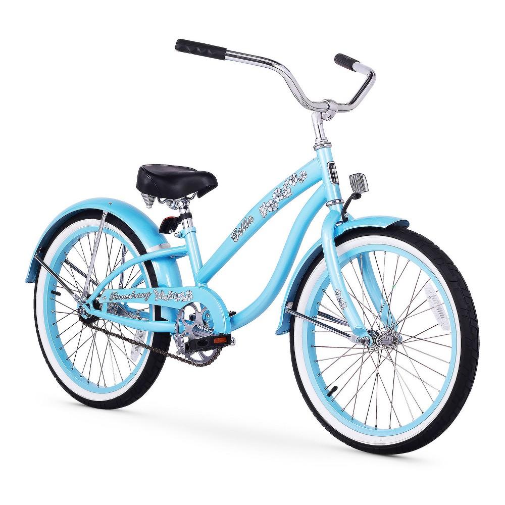 Firmstrong Bell Sports Classic 20 Kids' Cruiser Bike - Light Blue