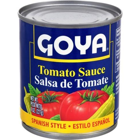 Goya Tomato Sauce 8 oz - image 1 of 4