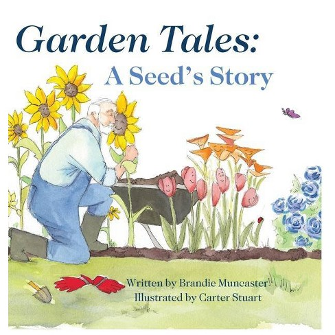 Garden Tales - by  Brandie Muncaster (Hardcover) - image 1 of 1