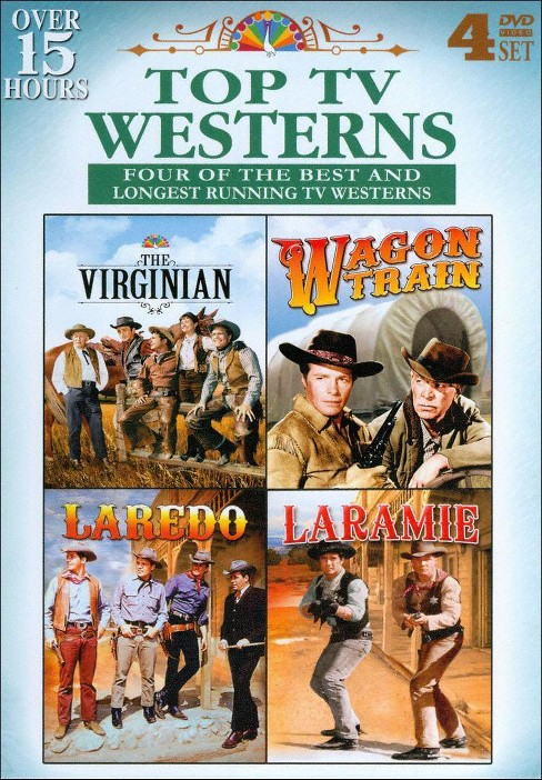 Top Tv Westerns (DVD) - image 1 of 1