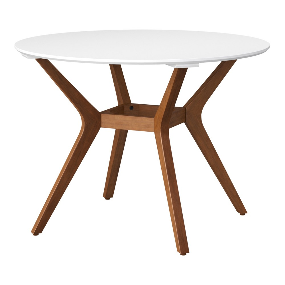 Emmond Mid Century 42 Round Dining Table - Project 62 was $400.99 now $200.49 (50.0% off)