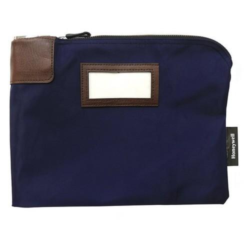 Honeywell Key Lock Deposit Bag - Blue - image 1 of 4