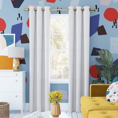 Harper Bright Vibes Grommet Top 100% Blackout Curtain Panel - Sun Zero