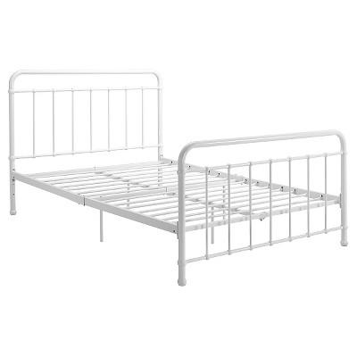 Brooklyn Iron Metal Bed - Room & Joy