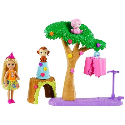 ​Barbie and Chelsea the Lost Birthday - Party Fun Playset