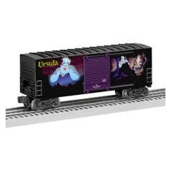 Lionel Disney Villains Ursula Hi-Cub Boxcar
