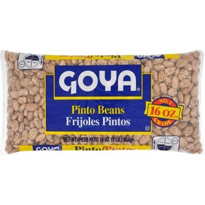 Beans: Goya Pinto Beans